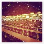 Foxwoods Started it all with Bingo. This picture is the expanded Bingo Hall before Casino Expansion