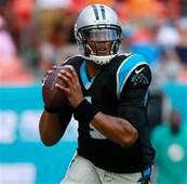 Cam Newton - this year's Super Bowl MVP?