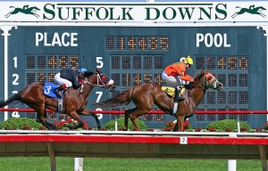 Suffolk Downs, Revere MA