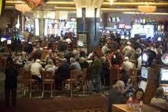 Casino patrons