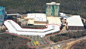 Foxwoods proposed Tanger Outlet Connection