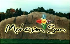 Mohegan Sun Sign