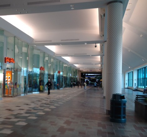 Foxwoods Renovated Retail Space