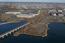 Waste Site for the expected Wynn Casino