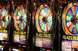 "One of the most famous and leased slot machines in history - ""Wheel of Fortune"""