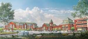 Proposed Brockton Casino Look