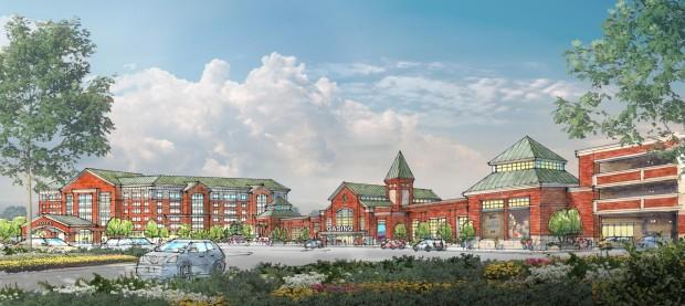 Proposed Brockton Casino