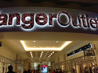 Tanger Outlet, Foxwoods
