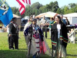 Trad Attire Maliseet Tribe