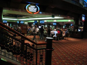 Foxwoods Poker Room