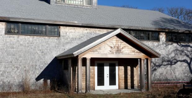 Wampanoag Community Center and Future Bingo Hall?