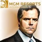 Jim Murren and MGM Resorts