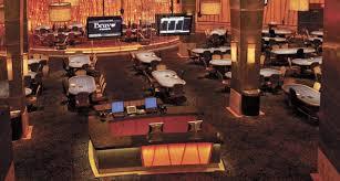 Mohegan Sun Poker Room