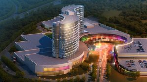 Rendition Wampanoag Casino in Taunton