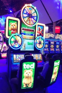 "The New ""Ted"" Slot Machine"