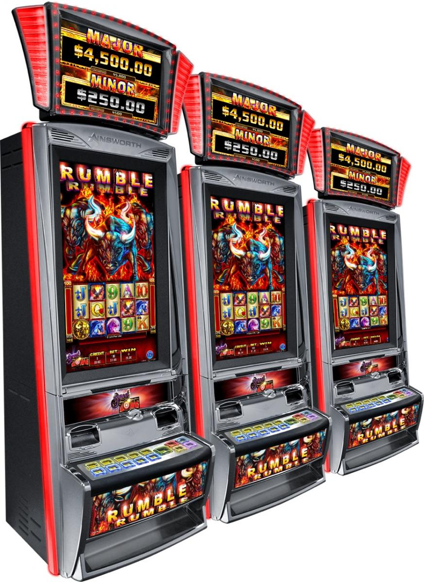 Slot machine terminology