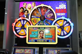 Big Bang Theory Slot Machine