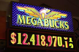Megabucks Progressive Slots
