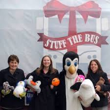 Stuff the Bus at Foxwoods