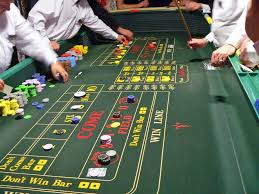 The Craps table can be a very confusing place to the beginner!