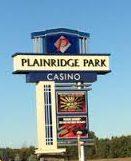 Plainridge Park Entrance, Plainville, MA