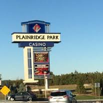 Plainridge Park Entrance, Plainville, MA
