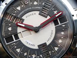 Cristophe Claret Gaming Watches