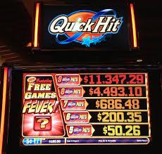 Quick hit slot machine for sale gambling machine game