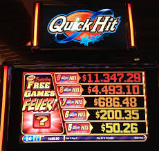 Quick Hit Slot Machine