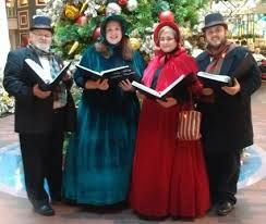 The Very Merry Dickens Carolers