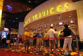 Service seems to be a high priorty at Plainridge Park Casino