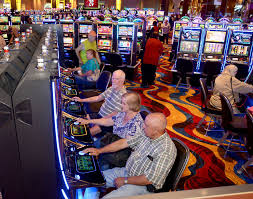 Plainridge Casino Floor