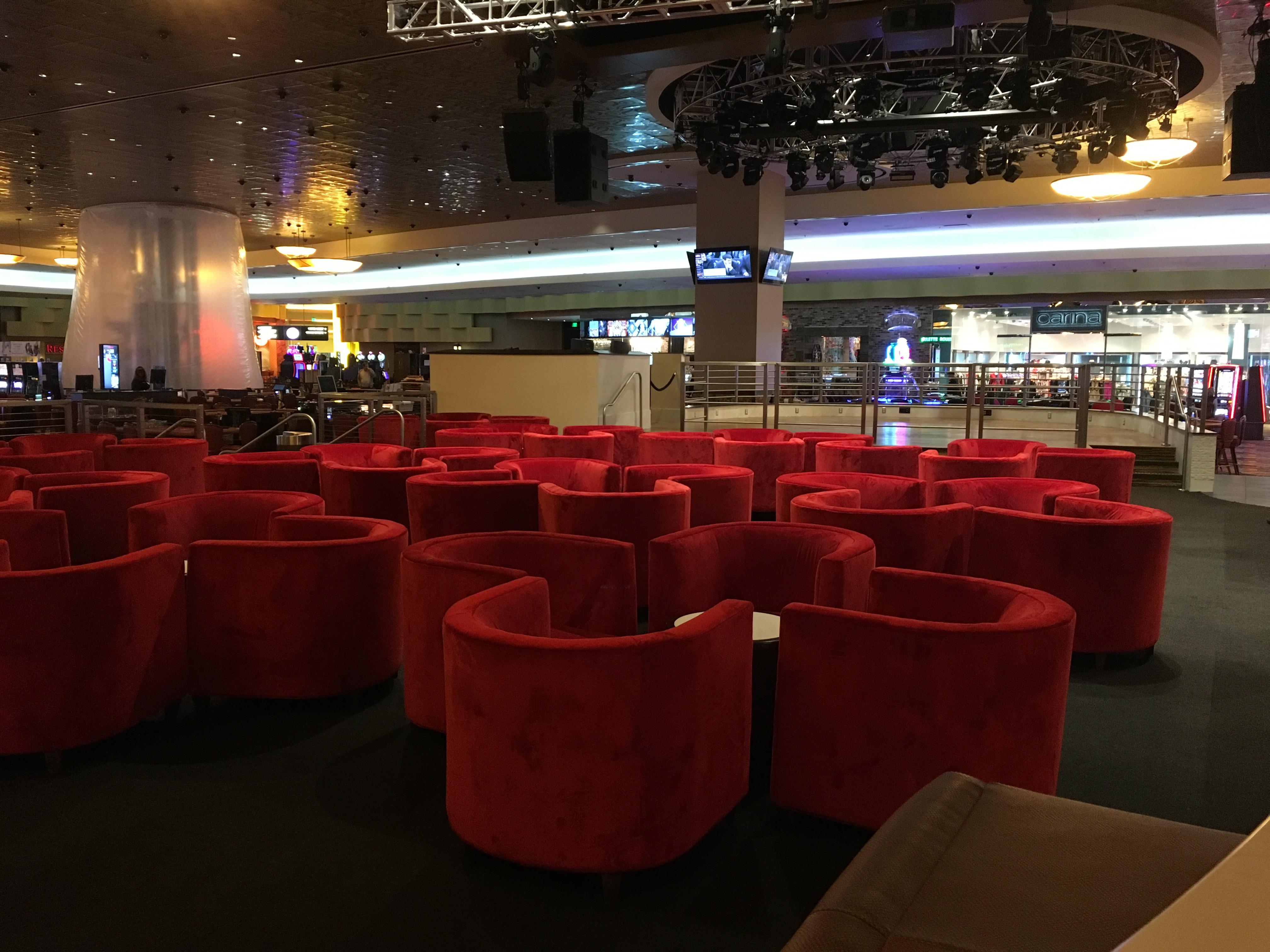 Foxwoods resort casino entertainment