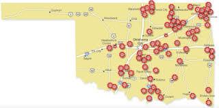 Oklahoma - Land of many Tribal Casinos