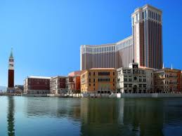 Largest Casino in the world - the Venetian, Macau in China