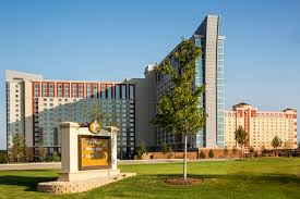 The largest casino in the country is on Oklahoma at WinStar World Casino & Hotel