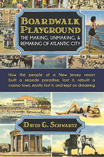 """Boardwalk Playground,"" by Dr. David Schwartz"