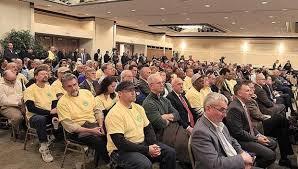 At the final Brockton Casino Hearing