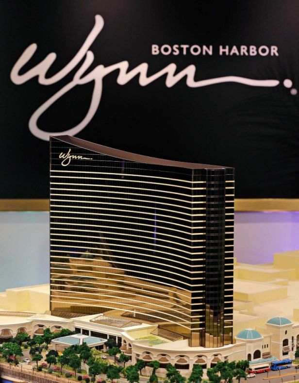 Wynn Boston Harbor