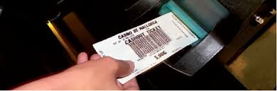 Ticket In, Ticket Out! TITO