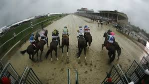 The start at Pimlico