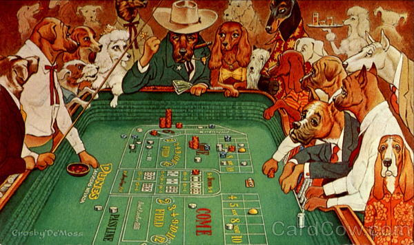 Craps layout for sale