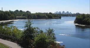 Mystic River, Somerville