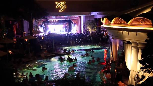 Night Club XS At Encore - Nightswim Sundays At XS Las Vegas