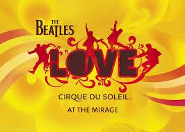 Beatles Love - Cirque Du Soleil at its best.