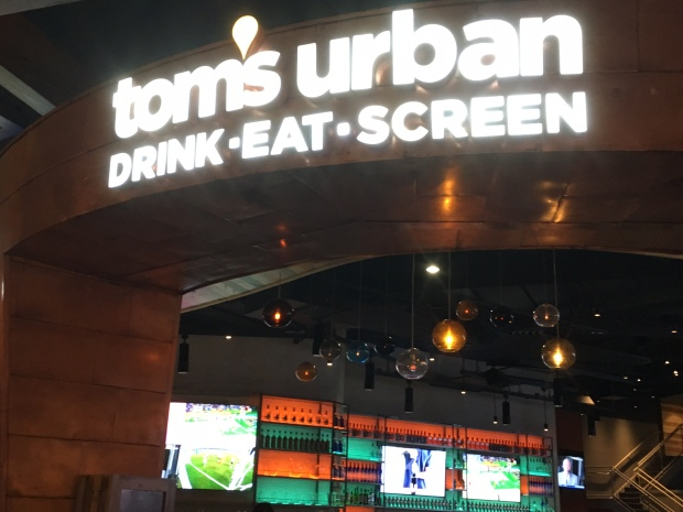 """Ask them what """"screen"""" means, something only found in Mohegan Sun's Tom's Urban"""