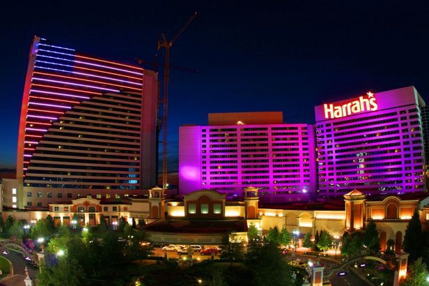 "Harrah's AC, one of three casinos in Atlantic City to get first ""skill-based"" slots on casino floor."