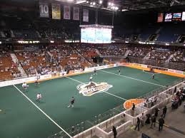 Home to NNL Lacrosse, WNBA 's Connecticut Sun, and numerous other special sporting events.events