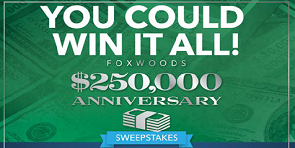 foxwoods-25th-anniversary-sweepstakes-thumb