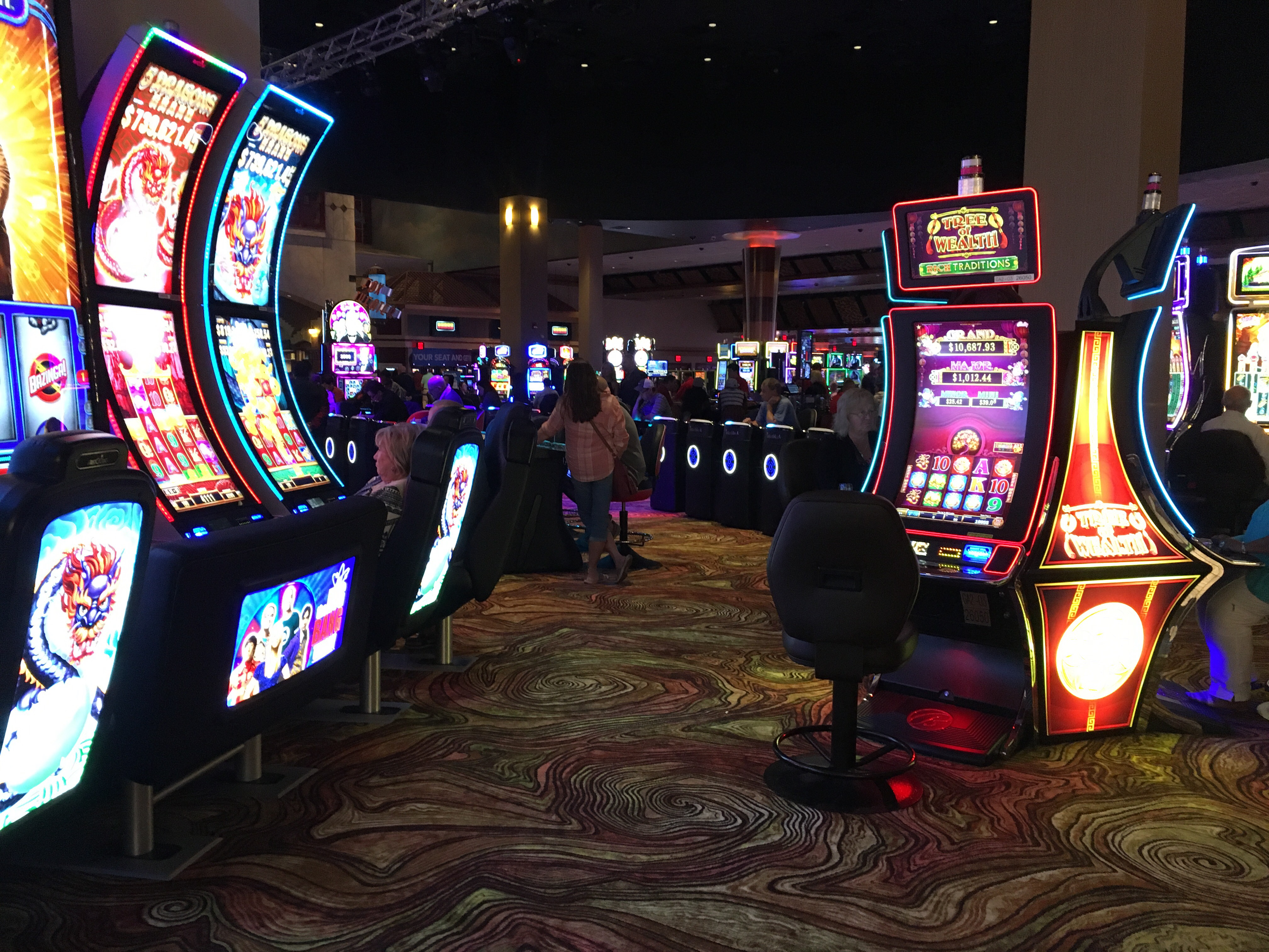 Foxwoods roulette limits